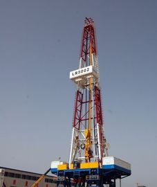 Hydraulic Drilling Rig Mast For Oil In Drilling Rig , High Performance